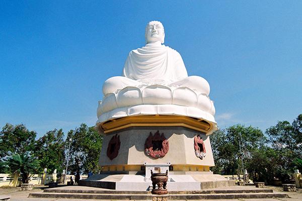 Chùa Long Sơn - Kim Thân Phật Tổ