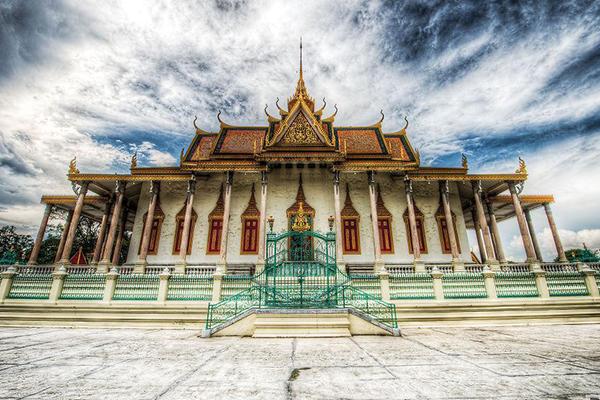 Vé máy bay giá rẻ đi Campuchia
