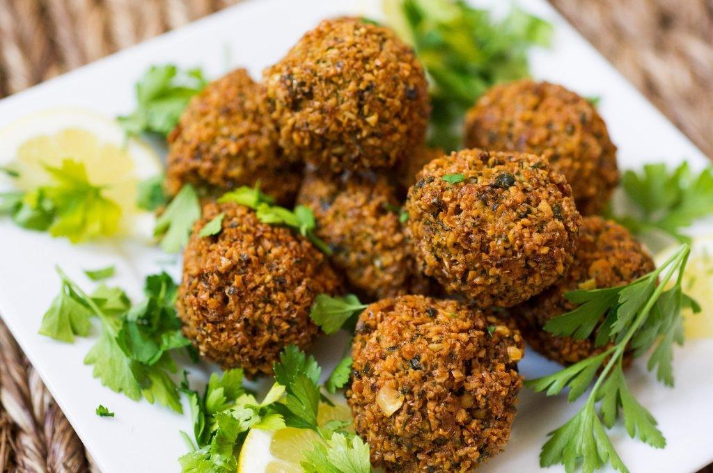 banh-falafel