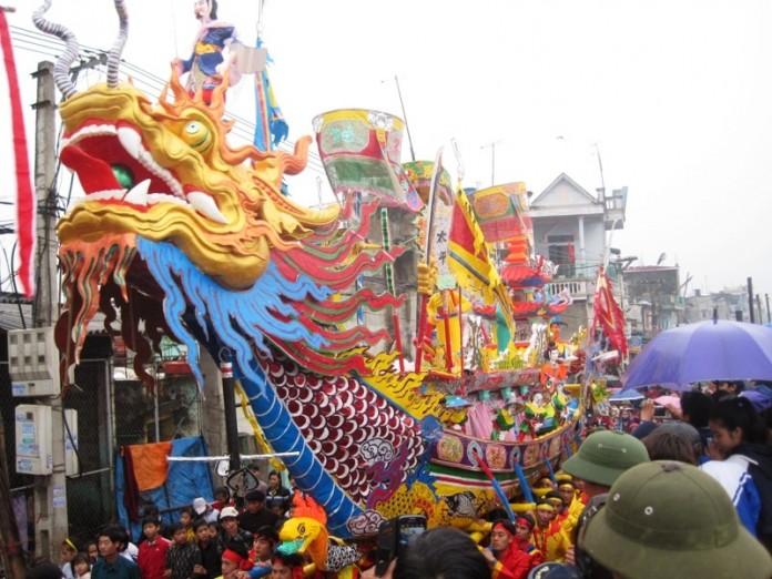 Đặc sắc lễ hội cá voi tại Nha Trang