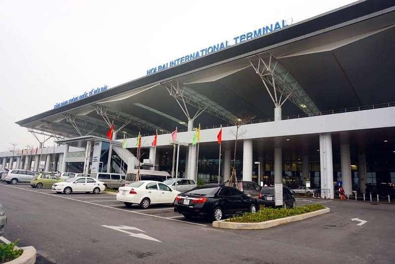 Sân bay Nội Bài ( Hà Nội)