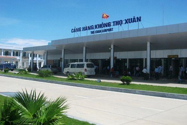 Sân bay Sao Vàng