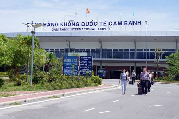 Sân bay Cam Ranh (Nha Trang)