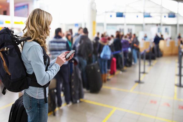 Lần đầu đi máy bay cần giấy tờ gì?