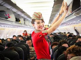 Giá hành lý Vietjet Air