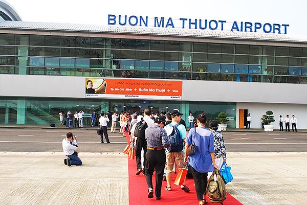 Sân bay Buôn Mê Thuột