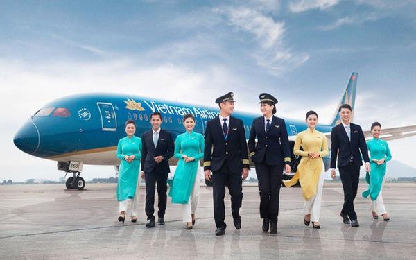 Vé máy bay giá rẻ Vietnam Airlines tháng 1