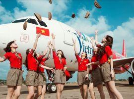 Xe bus đi Nội Bài Vietjet Air