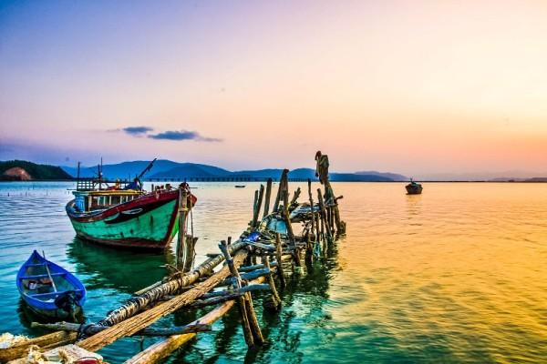 Vé máy bay đi Quy Nhơn Vietnam Airlines giá rẻ chỉ từ 550.000 đồng