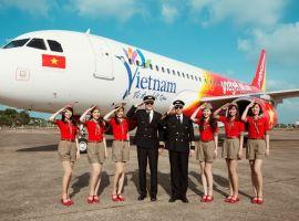 Vietjet Air – bay là thích ngay