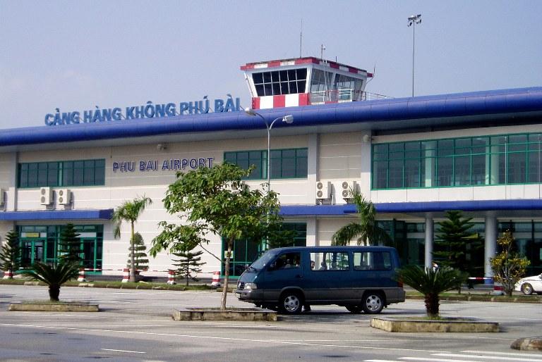 Sân bay Phú Bài (Huế)