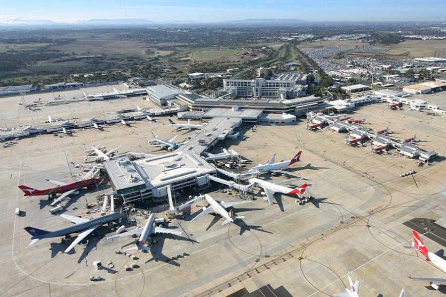 Thông tin sân bay Melbourne