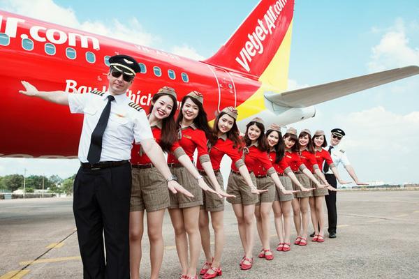 Địa điểm bán vé xe bus đi Nội Bài Vietjet Air