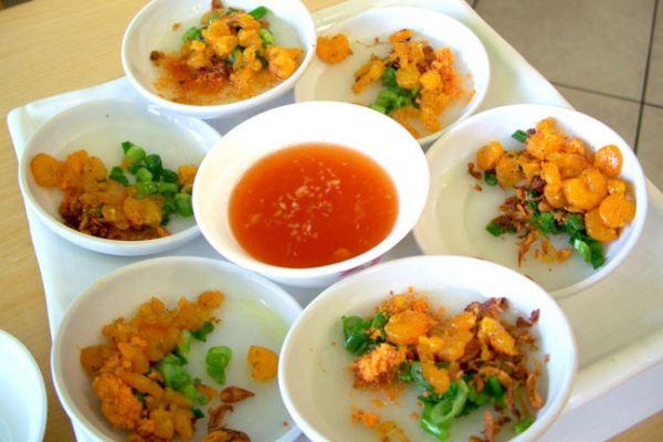 Các món ăn ngon ở Huế